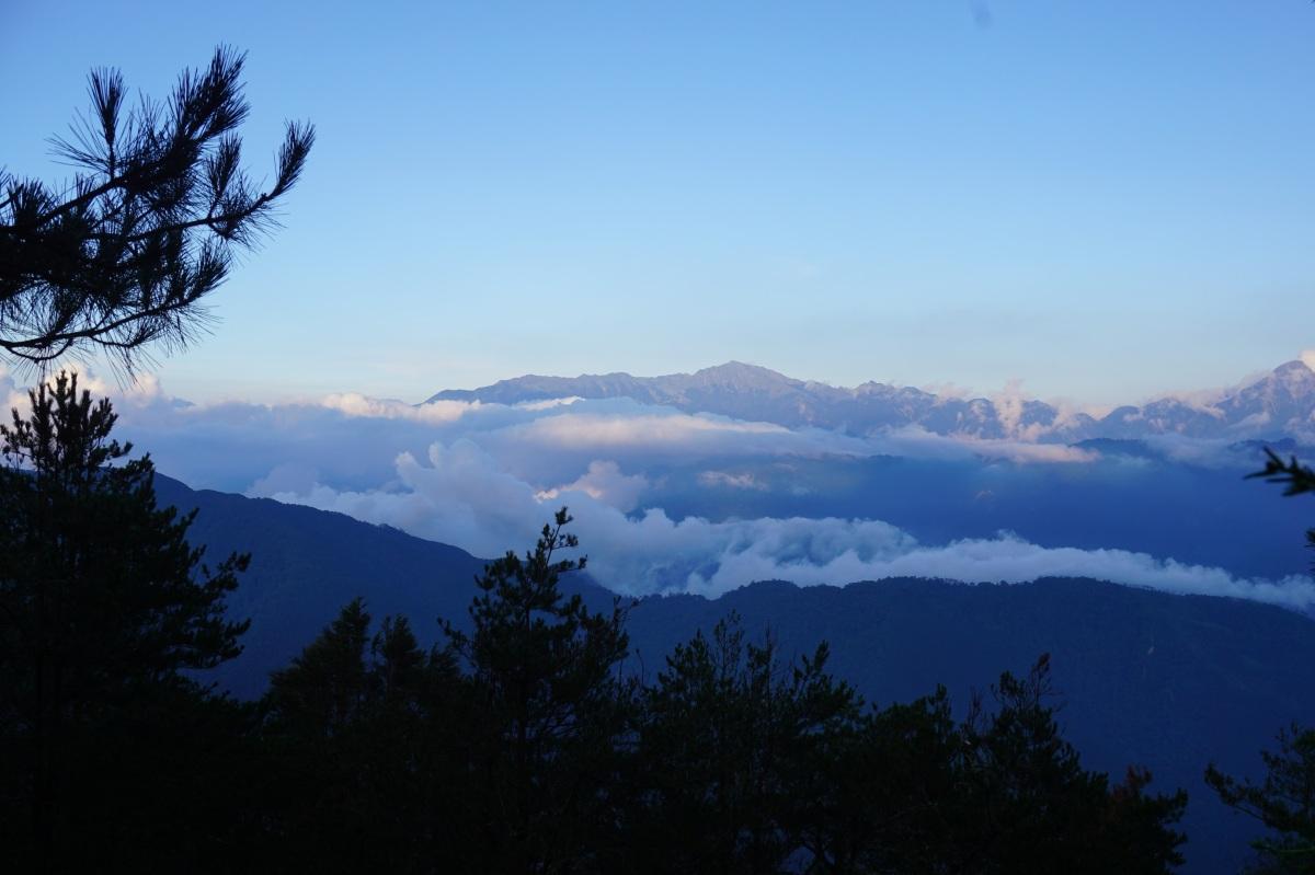Leo núi Đài Loan (Phần 3)- Snow Mountain